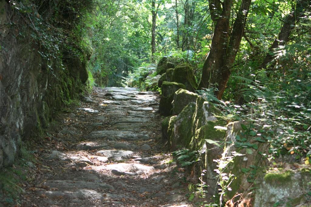 Vias Romanas, Vale do Bestança