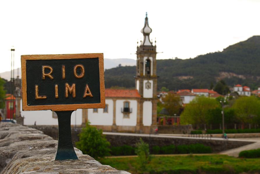 Rio Lima, Ponte de Lima